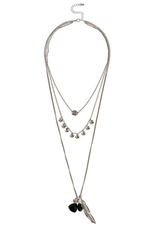 Ann Harvey Triple Drop Necklace