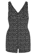 Smudge Spot Playsuit