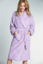 Jacquard Supersoft Robe