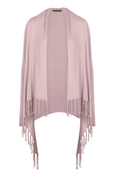 Tassle Waterfall Cardigan
