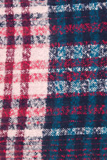 Boucle Check Scarf