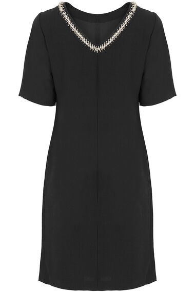 Ann Harvey Embellished Dress