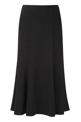 Plain Jersey Skirt