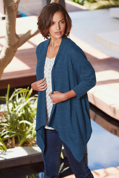 Ann Harvey Knitted Cover Up
