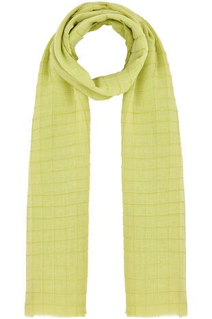 Bright Textured Scarf