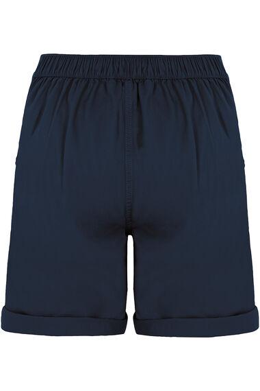 Lace Trim Cargo Shorts