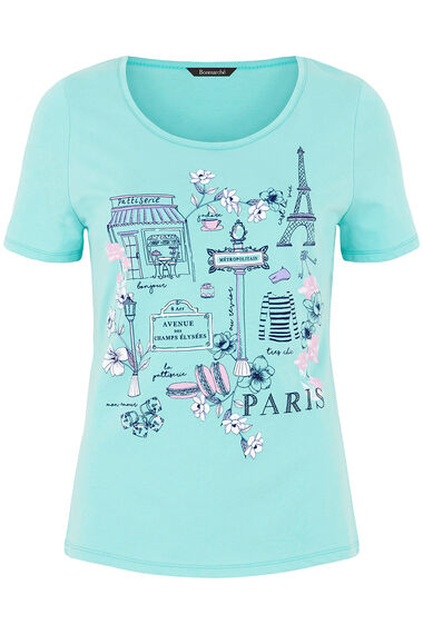 Scenes of Paris T-Shirt