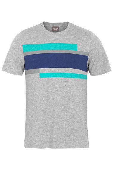Graphic Block T-Shirt