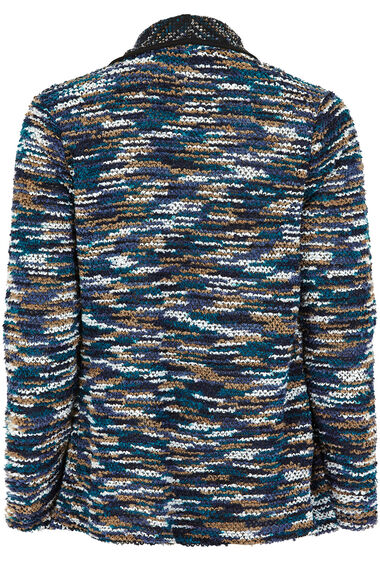 Boucle Snit Jacket