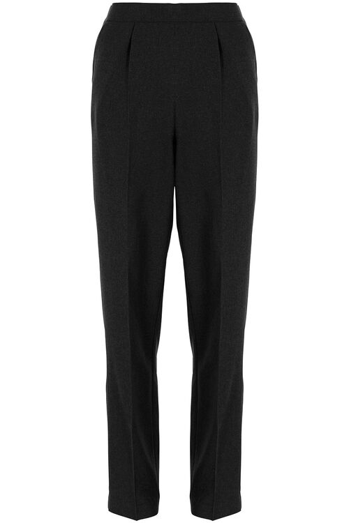 Pull On Straight Leg Trousers
