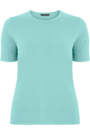 Supersoft Short Sleeve Jumper