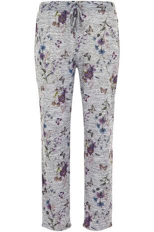Floral Jog Pants