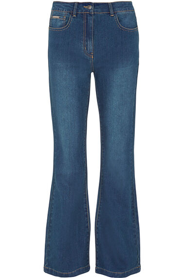 Mid Flare Jeans
