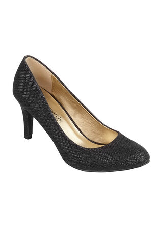 All Over Sparkle Court Shoes
