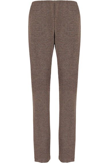 Textured Comfort Waist Trousers