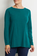 Supersoft Zip Back Tunic