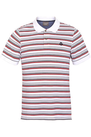 Nautical Stripe Polo