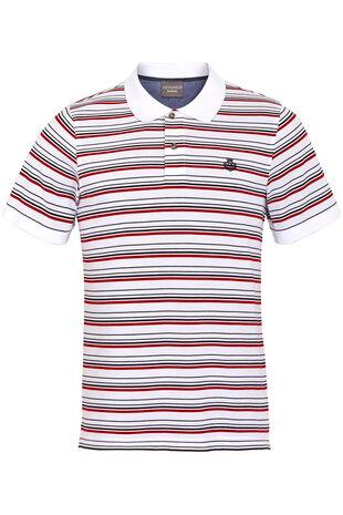 Nautical Stripe Polo
