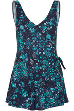 Batik Print Swimdress