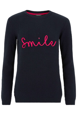 Smile Logo Jumper