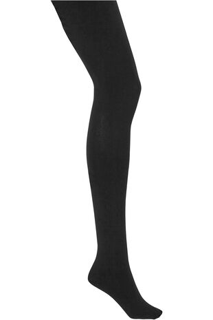 300 Denier Thermal Tights With Lycra