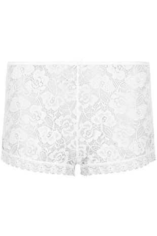 Stretch Lace Short