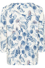 Mono Floral Sweater