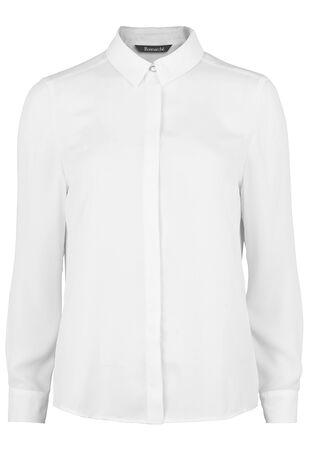 Long Sleeve Georgette Shirt
