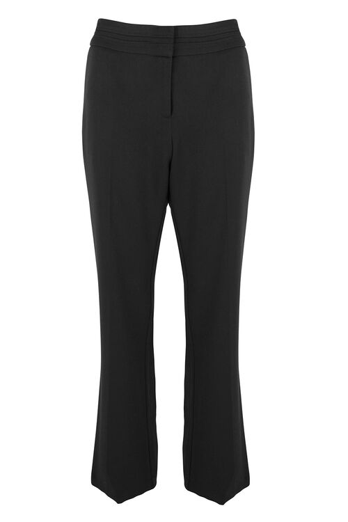 Bootleg Tailored Trousers