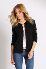 Soft Touch Button Up Cardigan