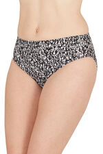 Animal Print Bikini Brief