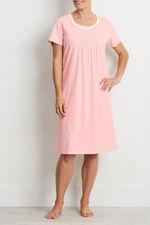 Pink Marl Classic Nightdress