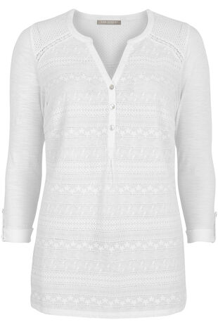 Ann Harvey Embroidered Shirt