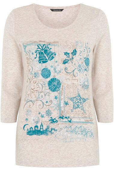 Scenes of Christmas T-Shirt