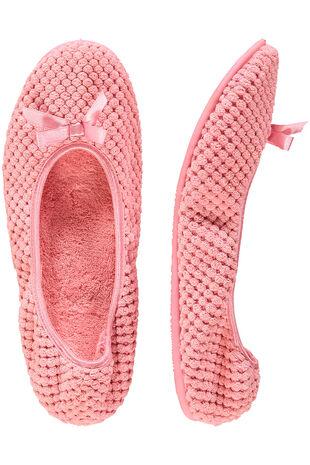 Pink Waffle Ballerina