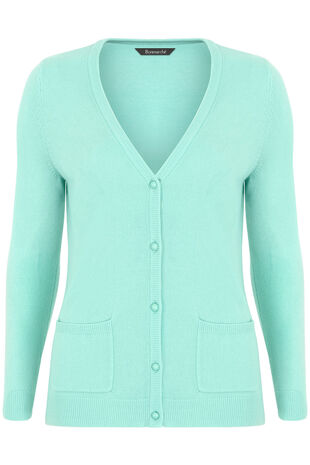 Super Soft V Neck Cardigan