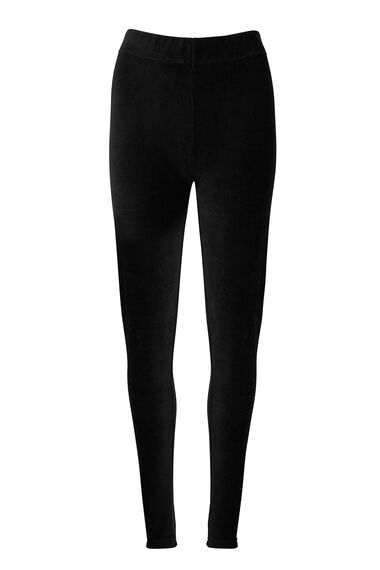 Velour Leggings
