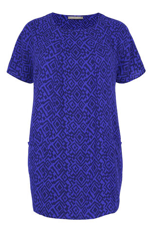 Ann Harvey Pocket Tunic Dress