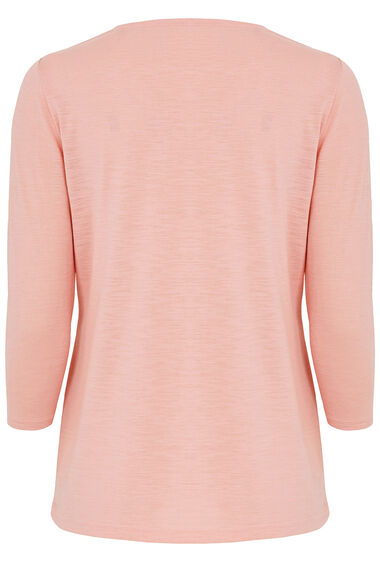 Oriental Placement Print T-Shirt