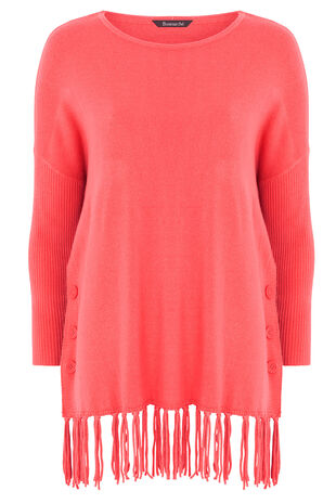 Supersoft Tassel Jumper