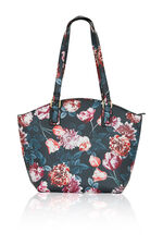 Floral Printed Shoulder Bag