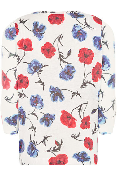 Poppy Printed Jumper