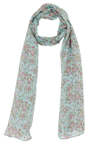 Ditsy Floral Scarf