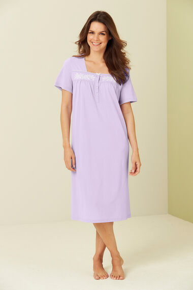 Embroidered Nightdress