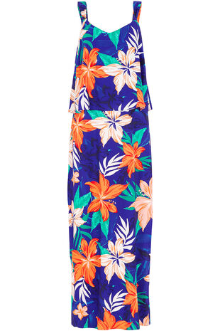 Ann Harvey Printed Maxi Dress