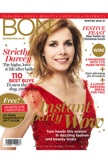BON Magazine – Winter 2016
