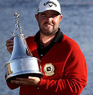 american golf News: Leishman is king of the Hill