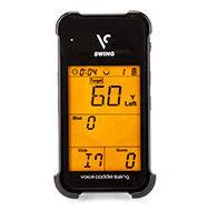 Review: Swing Caddie SC100 Launch Monitor