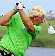 OnlineGolf News: John Daly throws putter in lake, withdraws from PGA Tour Champions event