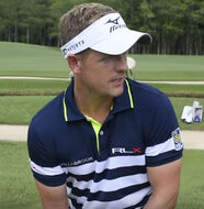 Mizuno Masterclass Series 3.5 / Long par 3 with Luke Donald -Video